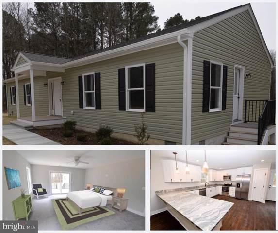 Peters Corner Rd, MARYDEL, MD 21649 (#MDQA142420) :: Dart Homes