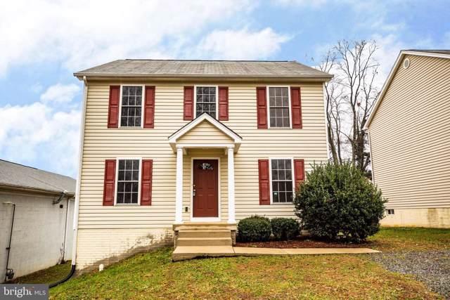 306 Burnside Avenue, FREDERICKSBURG, VA 22405 (#VAST217224) :: RE/MAX Cornerstone Realty
