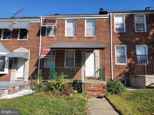 3432 Erdman Avenue, BALTIMORE, MD 21213 (#MDBA494416) :: Arlington Realty, Inc.