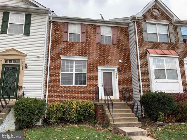 43121 Gatwick Square, ASHBURN, VA 20147 (#VALO400002) :: Seleme Homes