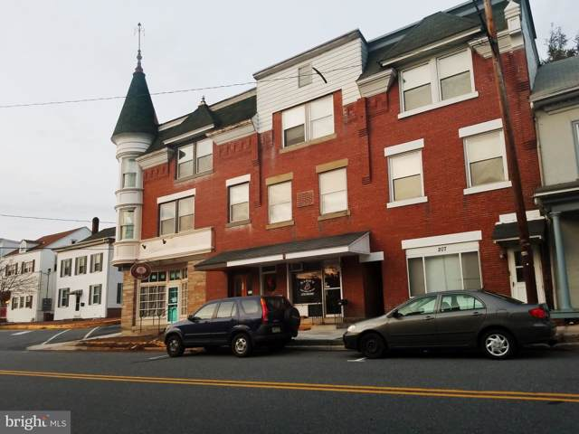 205 E Market Street, ORWIGSBURG, PA 17961 (#PASK128992) :: Flinchbaugh & Associates