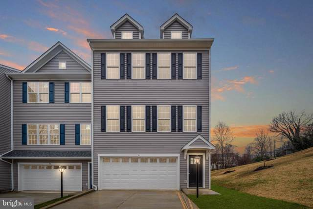 54 Boundary Lane, WARRENTON, VA 20186 (#VAFQ163358) :: RE/MAX Cornerstone Realty