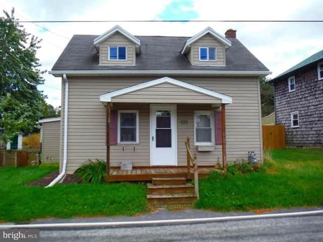 125 Saginaw Road, MOUNT WOLF, PA 17347 (#PAYK129936) :: Flinchbaugh & Associates