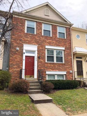105 Fleece Flower Drive, GAITHERSBURG, MD 20878 (#MDMC689778) :: Jim Bass Group of Real Estate Teams, LLC