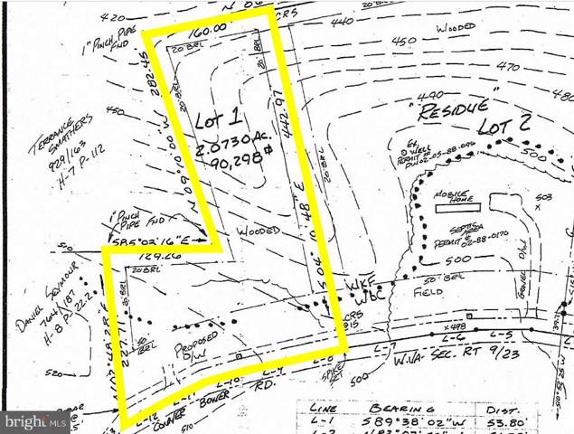 Conner Bowers Road, HEDGESVILLE, WV 25427 (#WVBE173524) :: Shamrock Realty Group, Inc