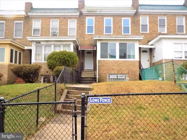 3207 Mondawmin Avenue, BALTIMORE, MD 21216 (#MDBA494480) :: Bic DeCaro & Associates