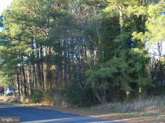Lot 4 Nanticoke Drive, NANTICOKE, MD 21840 (#MDWC106306) :: Seleme Homes