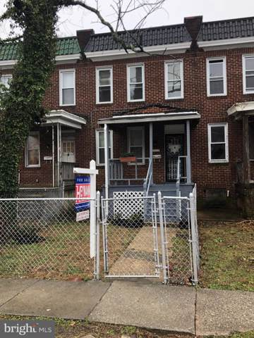3707 Arcadia Avenue, BALTIMORE, MD 21215 (#MDBA494494) :: The Kenita Tang Team