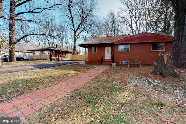 2827 W Strathmore Avenue, BALTIMORE, MD 21209 (#MDBA494532) :: Dart Homes