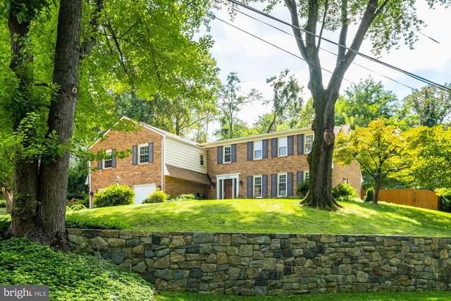 9701 Hill Street, KENSINGTON, MD 20895 (#MDMC689850) :: Erik Hoferer & Associates