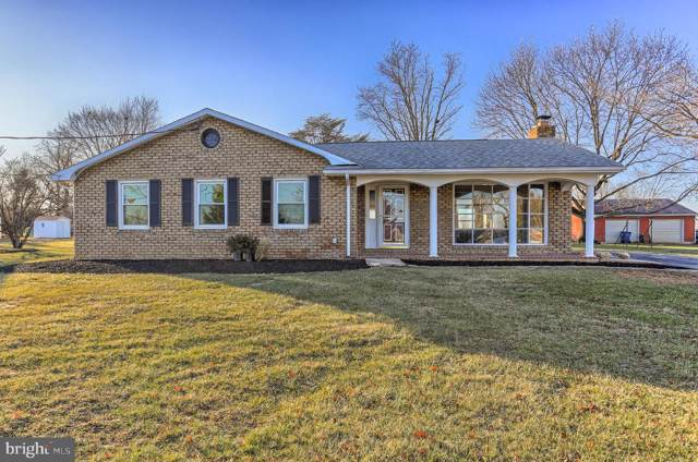 1806 Stoverstown Road, SPRING GROVE, PA 17362 (#PAYK130232) :: ExecuHome Realty