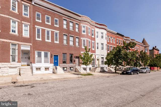 722 Lennox Street, BALTIMORE, MD 21217 (#MDBA494556) :: Homes to Heart Group
