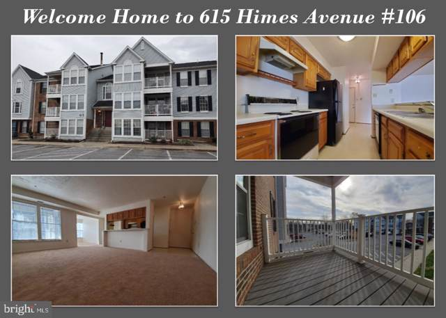 615 Himes Avenue #106, FREDERICK, MD 21703 (#MDFR257658) :: Keller Williams Flagship of Maryland