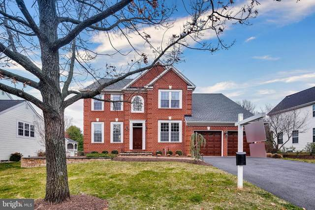 8548 Willow Wisp Court, LAUREL, MD 20723 (#MDHW273572) :: AJ Team Realty