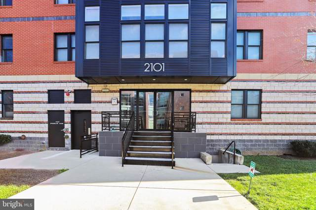 2101 11TH Street NW #302, WASHINGTON, DC 20001 (#DCDC452812) :: Crossman & Co. Real Estate