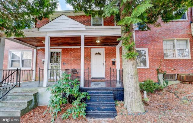 1649 Stonewood Road, BALTIMORE, MD 21239 (#MDBA494630) :: Radiant Home Group