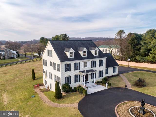 903 W Liberty Road, SYKESVILLE, MD 21784 (#MDCR193572) :: The Miller Team