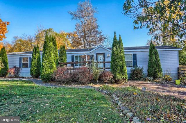 183 Hickory Ridge Road, NEWPORT, PA 17074 (#PAPY101678) :: The Heather Neidlinger Team With Berkshire Hathaway HomeServices Homesale Realty