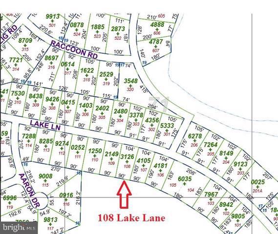 108 Lake Ln, POCONO LAKE, PA 18347 (#PAMR105552) :: Sunita Bali Team at Re/Max Town Center