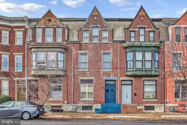 1604 N 3RD Street, HARRISBURG, PA 17102 (#PADA117770) :: Keller Williams of Central PA East