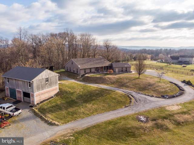 9478 Fort Stouffer Road, GREENCASTLE, PA 17225 (#PAFL170196) :: The Joy Daniels Real Estate Group