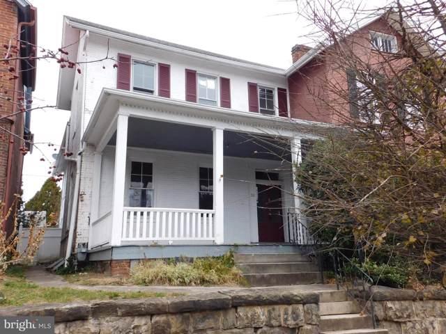 327 Cumberland Street, CUMBERLAND, MD 21502 (#MDAL133376) :: Bob Lucido Team of Keller Williams Integrity