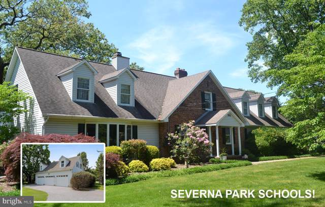 182 Pasadena Road, MILLERSVILLE, MD 21108 (#MDAA420986) :: Viva the Life Properties