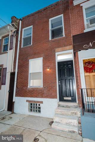 353 Gerritt Street, PHILADELPHIA, PA 19147 (#PAPH858140) :: REMAX Horizons
