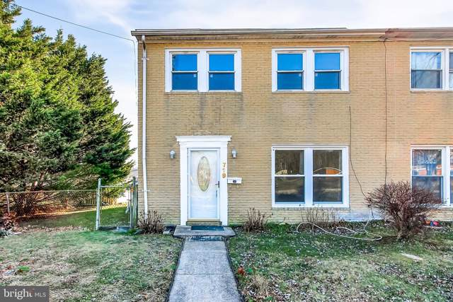 719 Edmund Street, ABERDEEN, MD 21001 (#MDHR241890) :: Tessier Real Estate