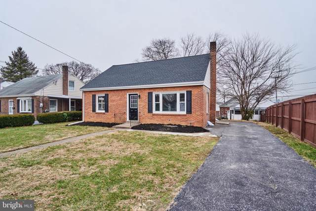 419 E Green Street, CAMP HILL, PA 17011 (#PACB120170) :: Keller Williams of Central PA East