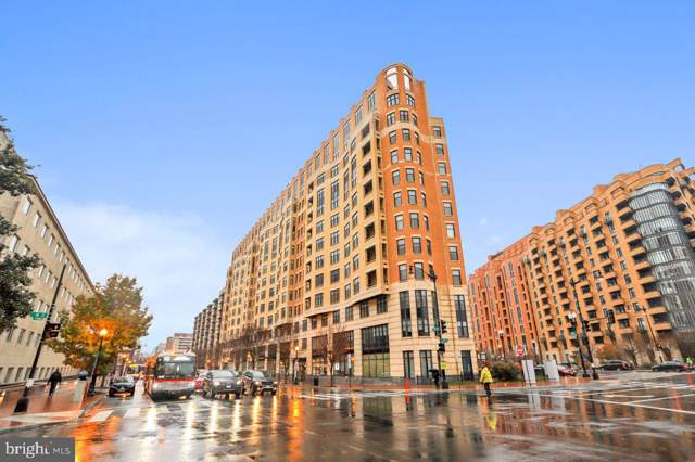 400 Massachusetts Avenue NW #901, WASHINGTON, DC 20001 (#DCDC452988) :: Seleme Homes