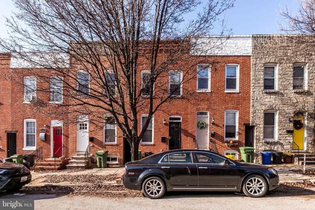 718 S Milton Avenue, BALTIMORE, MD 21224 (#MDBA494790) :: Jim Bass Group of Real Estate Teams, LLC