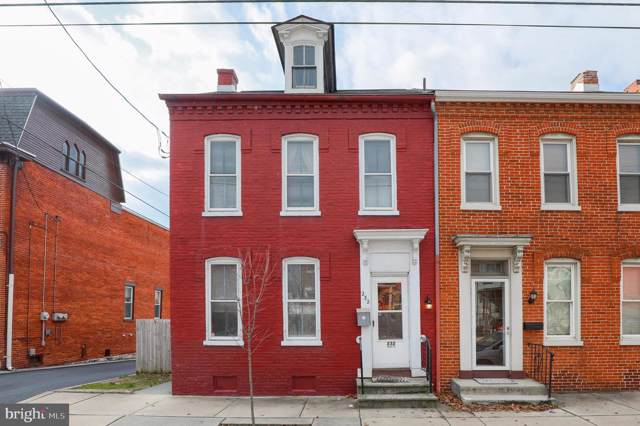 232 N 3RD Street, COLUMBIA, PA 17512 (#PALA156522) :: Teampete Realty Services, Inc