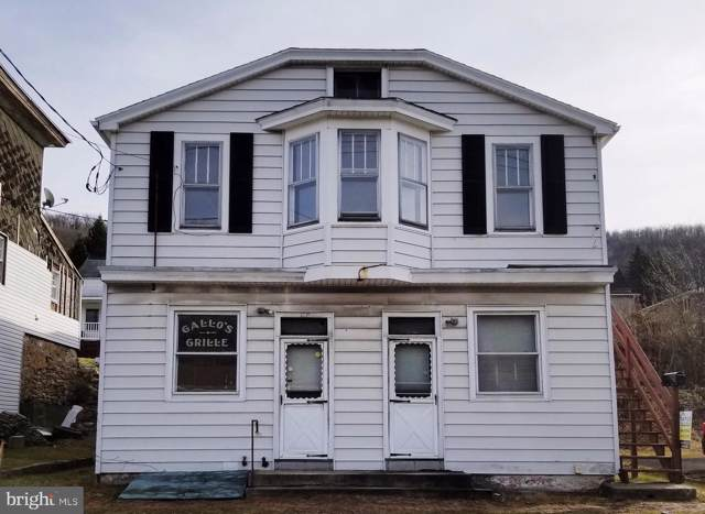 148 E Bacon Street, POTTSVILLE, PA 17901 (#PASK129222) :: The Joy Daniels Real Estate Group