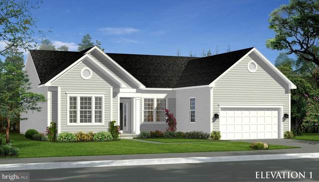 Homesite 140 Calvert Circle Magnolia 2 Plan, BUNKER HILL, WV 25413 (#WVBE173588) :: The Vashist Group