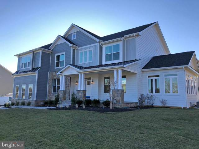 1107 Cowpens Avenue, TOWSON, MD 21286 (#MDBC480952) :: ExecuHome Realty