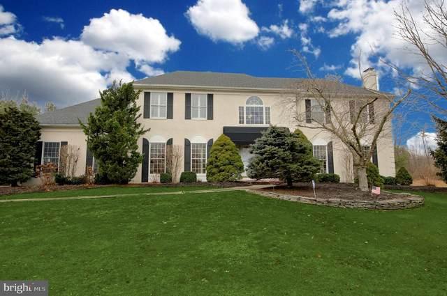 10 Brookside Court, CRANBURY, NJ 08512 (#NJMX123000) :: Larson Fine Properties