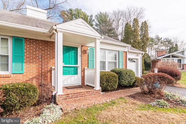 8 Stoneleigh Court, BEL AIR, MD 21014 (#MDHR241944) :: ExecuHome Realty