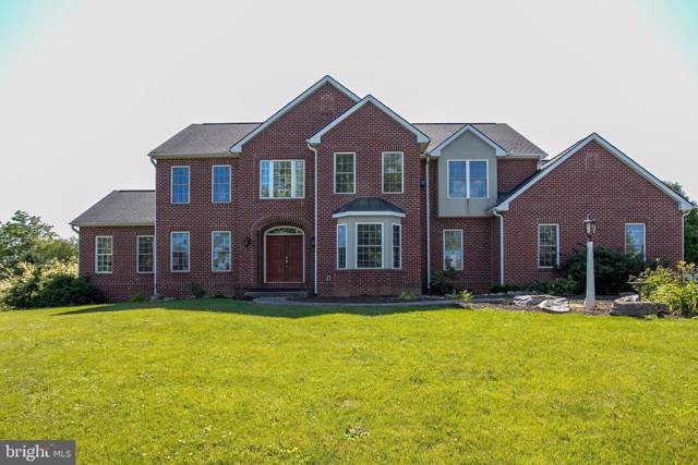 811 Creek Road, LEOLA, PA 17540 (#PALA156552) :: The Joy Daniels Real Estate Group