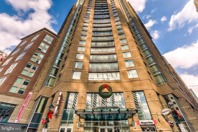 675 President Street #2706, BALTIMORE, MD 21202 (#MDBA494928) :: SURE Sales Group