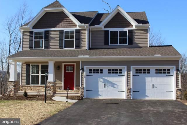 Lot #46 10 Pin Oak Lane, ETTERS, PA 17319 (#PAYK130484) :: Bob Lucido Team of Keller Williams Integrity