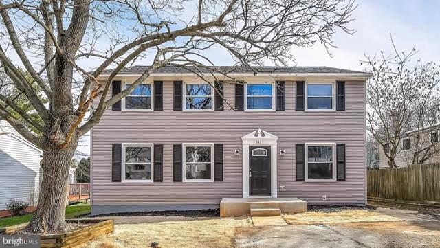 341 Kearney Drive, OWINGS MILLS, MD 21117 (#MDBC481040) :: Viva the Life Properties