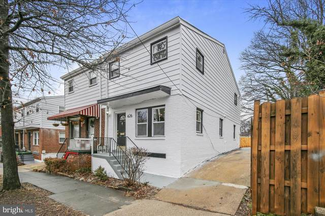 426 53RD Street SE, WASHINGTON, DC 20019 (#DCDC453200) :: The Bob & Ronna Group