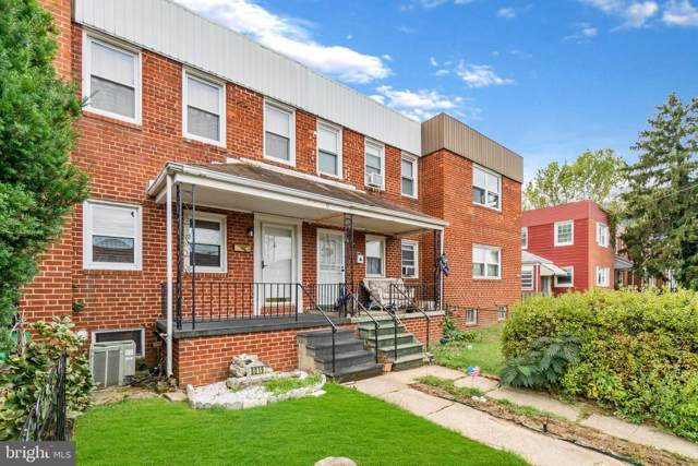 8019 Gray Haven Road, BALTIMORE, MD 21222 (#MDBC481130) :: The Miller Team