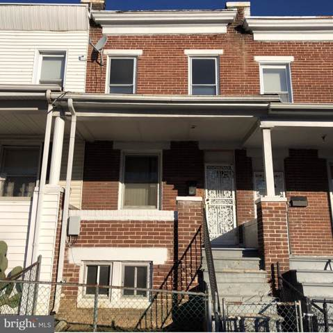 2664 Lauretta Avenue, BALTIMORE, MD 21223 (#MDBA495092) :: Seleme Homes