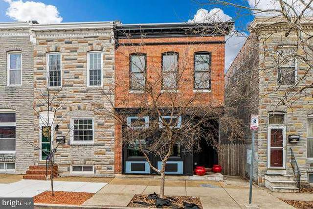 8 N East Avenue, BALTIMORE, MD 21224 (#MDBA495102) :: Jim Bass Group of Real Estate Teams, LLC