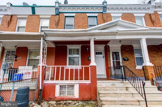 1528 N Edgewood Street, PHILADELPHIA, PA 19151 (#PAPH859150) :: Keller Williams Realty - Matt Fetick Team
