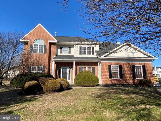 119 Tennyson Lane, NORTH WALES, PA 19454 (#PAMC634194) :: The John Kriza Team