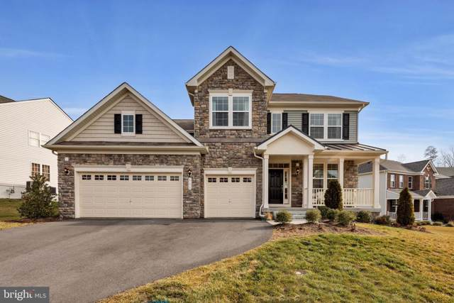 111 Pangborne Court, WINCHESTER, VA 22602 (#VAFV154856) :: ExecuHome Realty