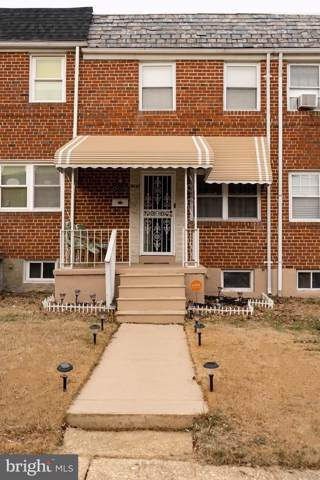 5438 Channing Road, BALTIMORE, MD 21229 (#MDBC481210) :: Shamrock Realty Group, Inc